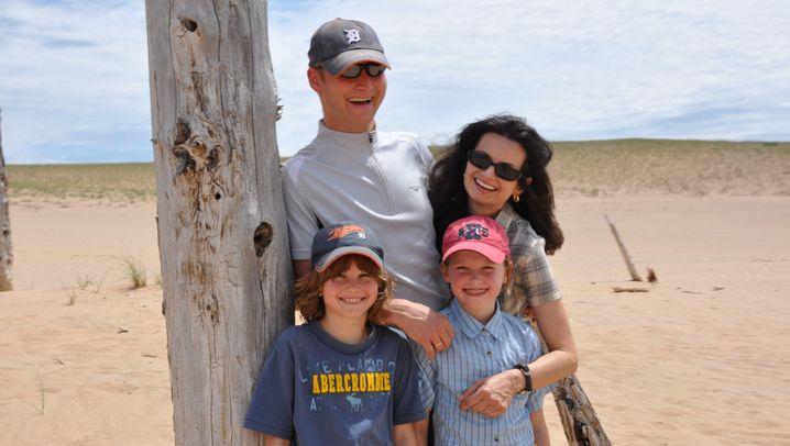 Expat-Ehefrauen: Auf der ganzen Welt zuhause