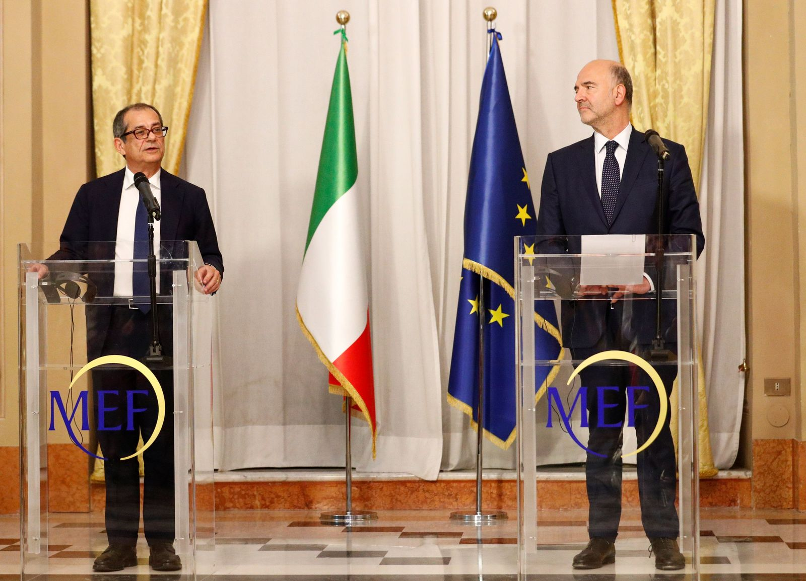 ITALY-BUDGET/MOSCOVICI