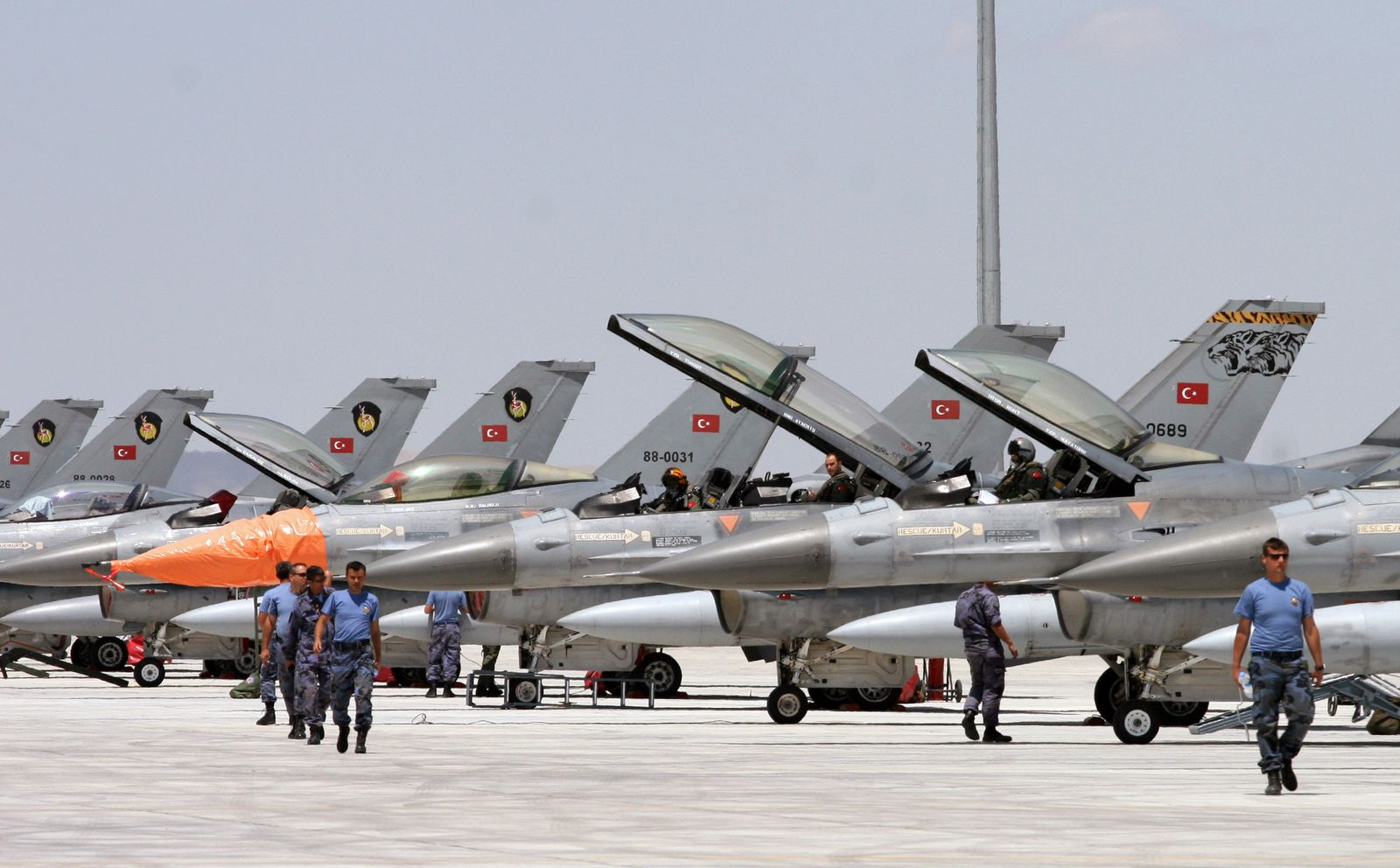 Türkei / F-16