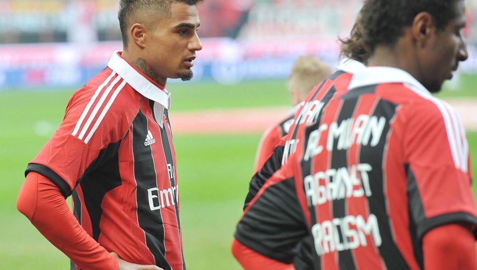 Milan-Profi Boateng: Wechsel in eine andere Liga?