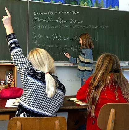 Unterricht: Bessere Leistungen bei späterem Schulbeginn?