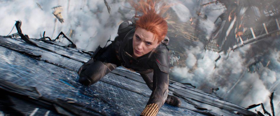 Szene aus »Black Widow«