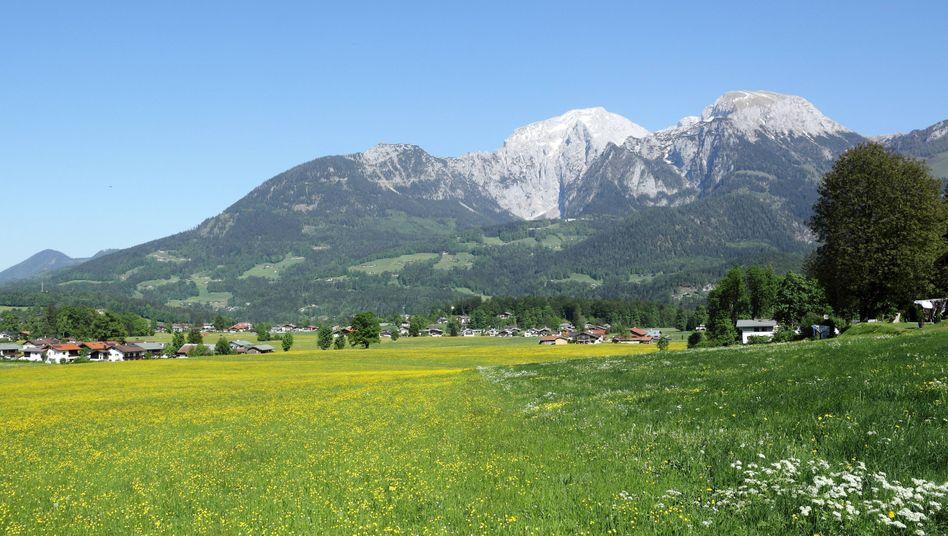 Kehlstein im Berchtesgadener Land (Symbolfoto)
