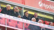 Risikogebiet Bayern-Tribüne