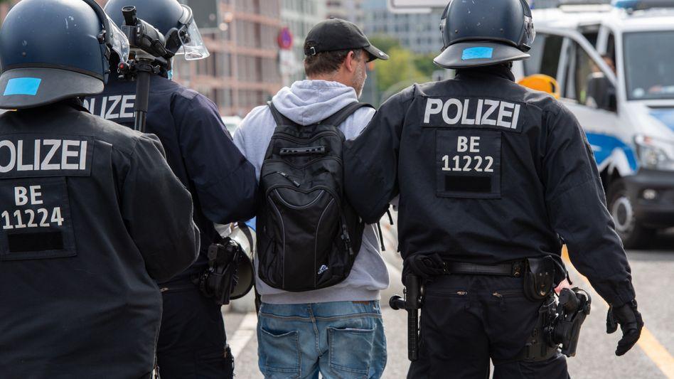 Bereits am Samstag kam es in Berlin zu Protesten