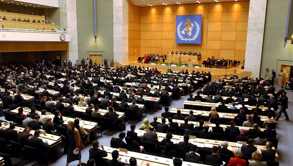 """Uno-Konferenz (hier in Genf, 2004): """"Staatsanwalt für die Bürger"""""""