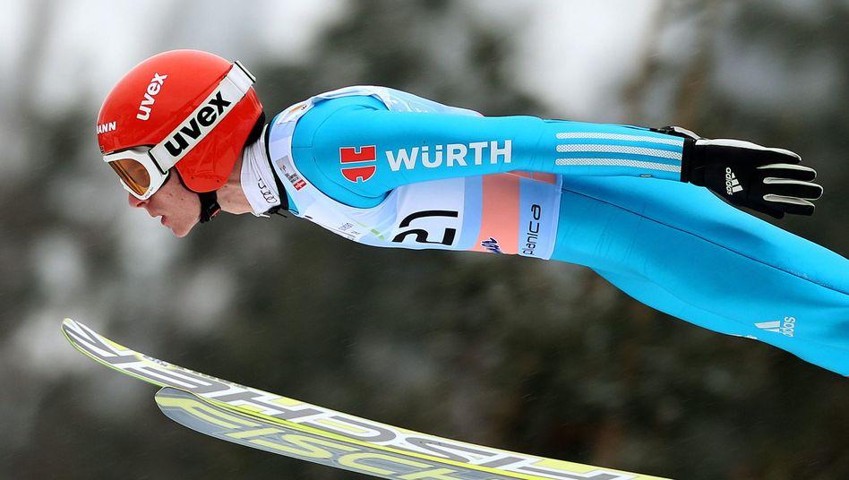 Skispringer Freitag: starkes Comeback in Norwegen