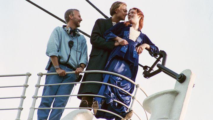 """""""Titanic""""-Dreharbeiten: Untergang zum Anfassen"""