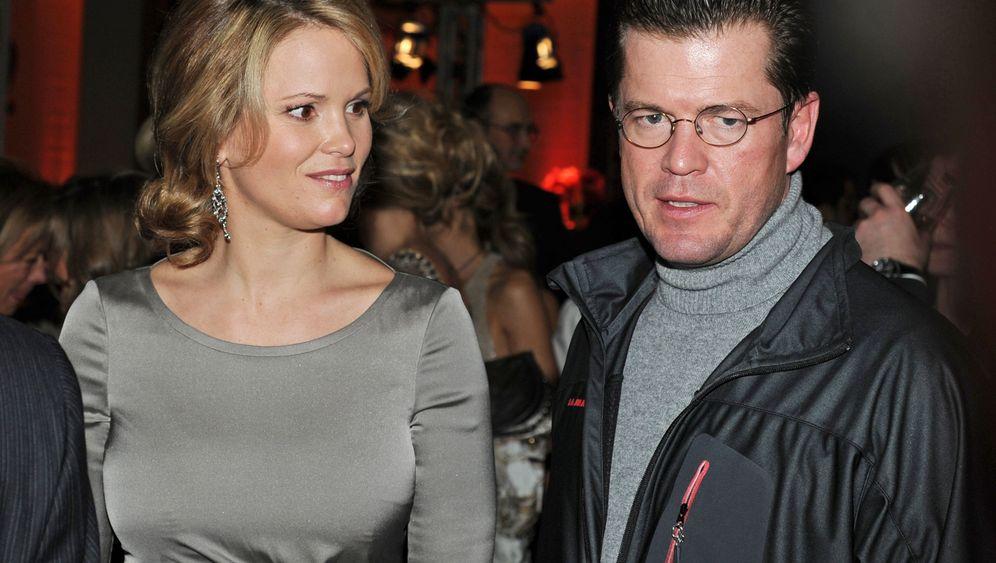 Abschied: Familie Guttenberg zieht in die USA