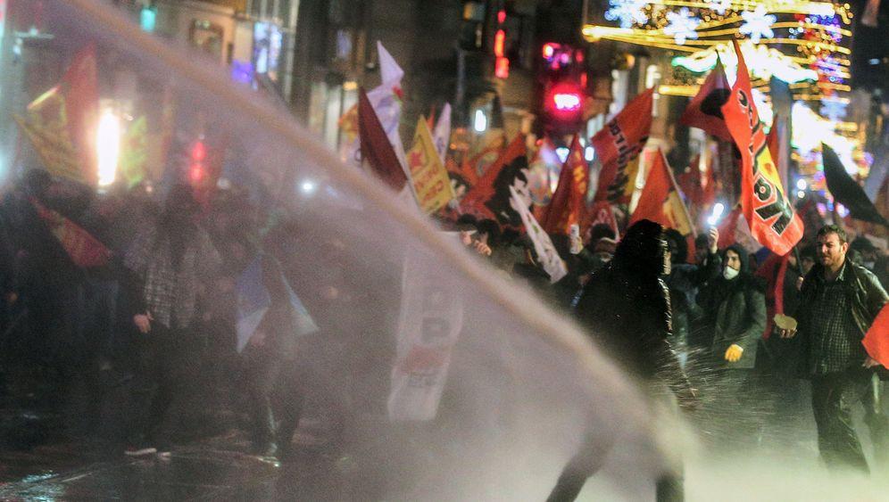 Internet-Kontrolle: Proteste in Istanbul