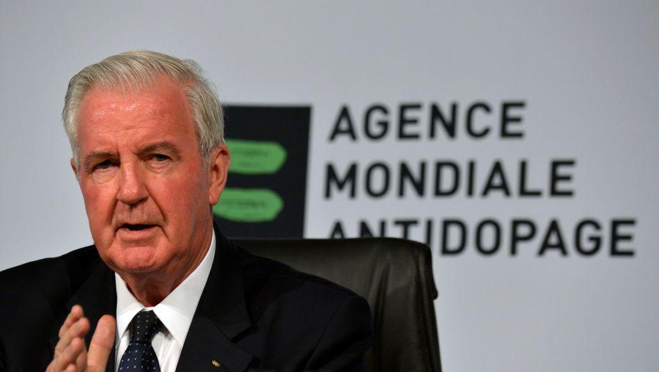 Wada-Präsident Reedie: Moskauer Anti-Doping-Labor in der Kritik