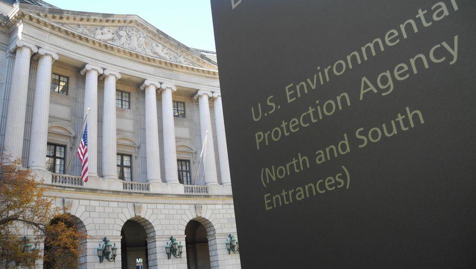 Hauptquartier der Environmental Protection Agency (EPA) in Washington