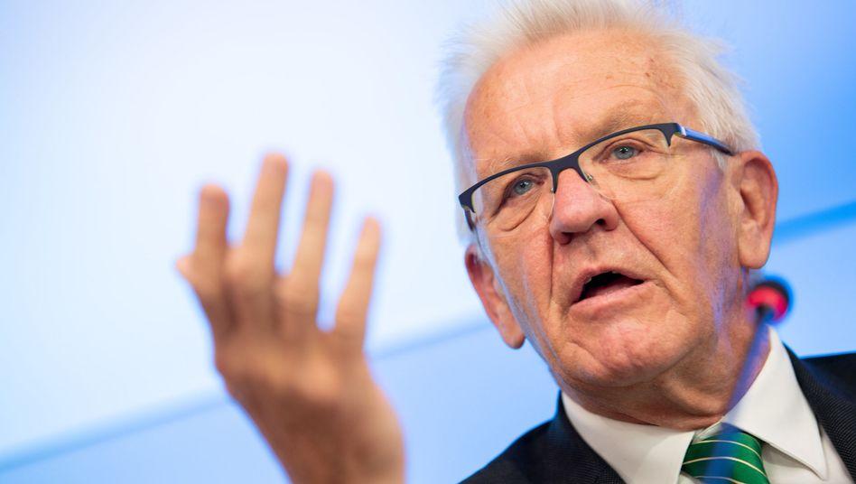 Winfried Kretschmann: Neugierig und leidenschaftlich