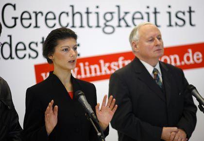 Sahra Wagenknecht: Hummer-Bilder gefielen ihr nicht