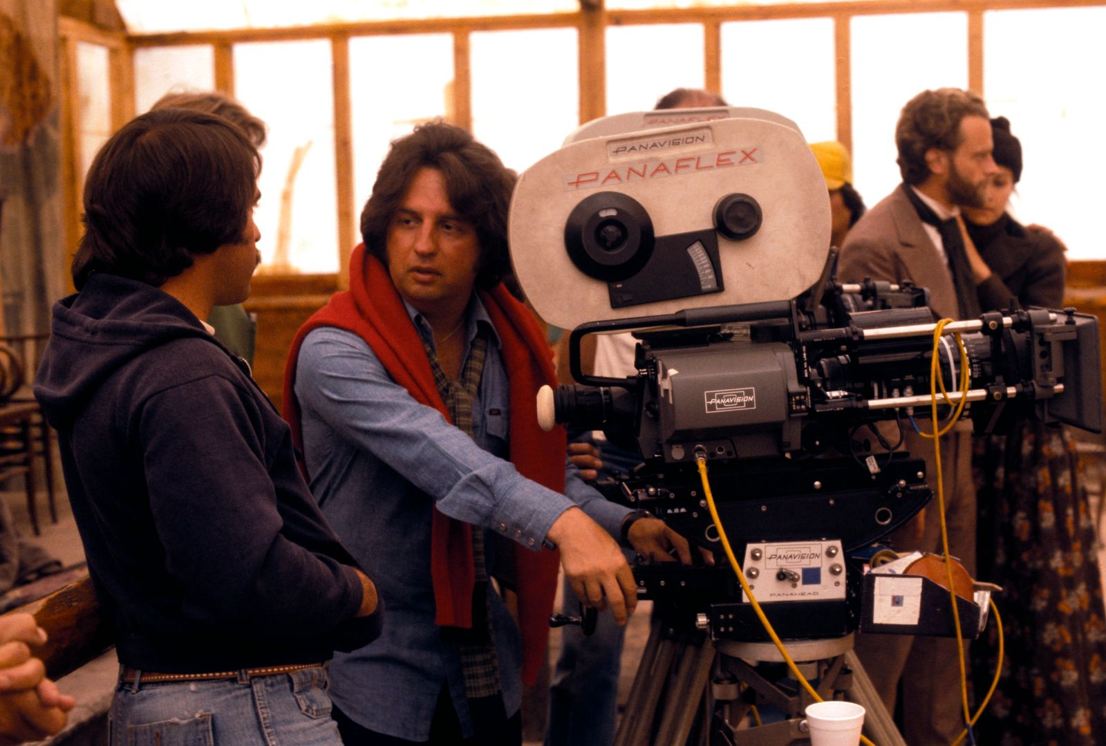 """Heaven's Gate"" Director Michael Cimino © 1980 United Artists ** I.V."
