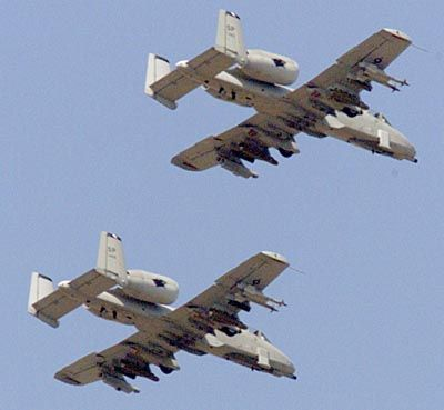 "A-10 ""Thunderbolt"": Tod aus der Maschinenkanone"