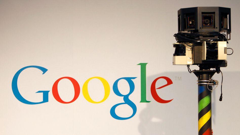 Google-Kamera: Bürger können vier Wochen lang Widerspruch einlegen