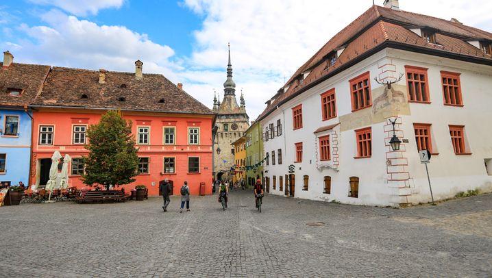 Gravel-Bike-Tour durch Transsilvanien: Ohne Weg, mit Ziel