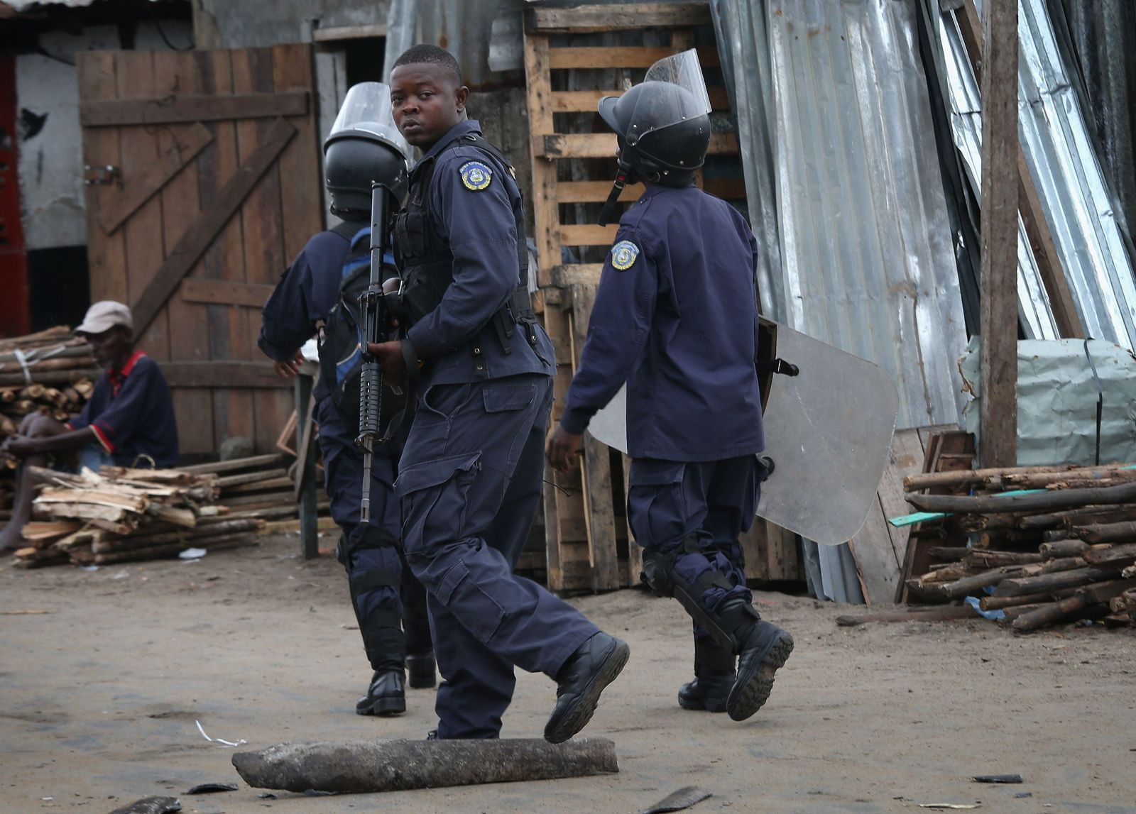 Ebola/ Liberia/ Monrovia