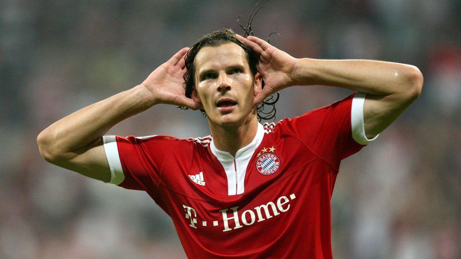 Bayern-Profi van Buyten: Vertrag bis 2012 verlängert