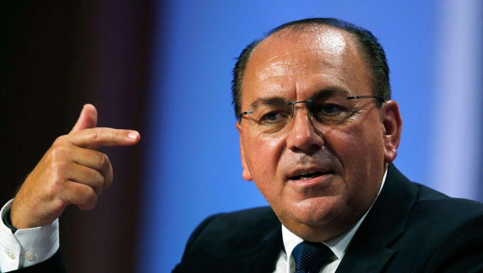 UBS-Präsident Weber: Erfahren und vernetzt