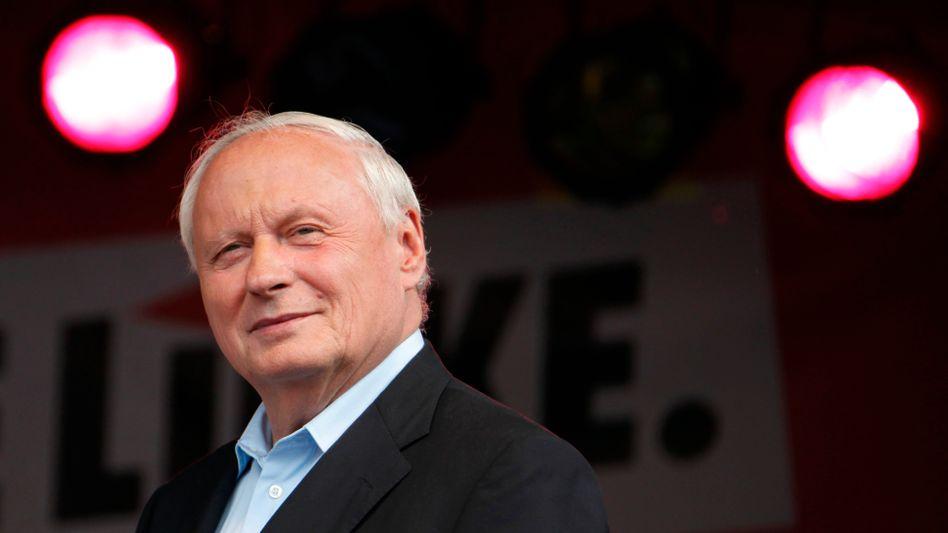 Oskar Lafontaine: Bald zurück auf der politischen Bühne?