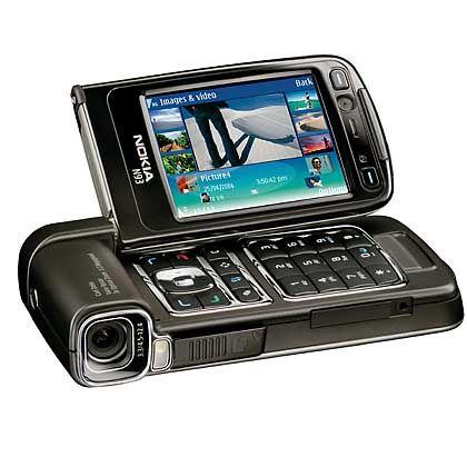 Symbian-Handy Nokia N93: Vorerst keine Skype-Software verfügbar