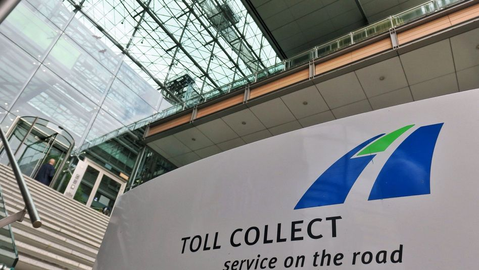 Mautbetreiber Toll Collect