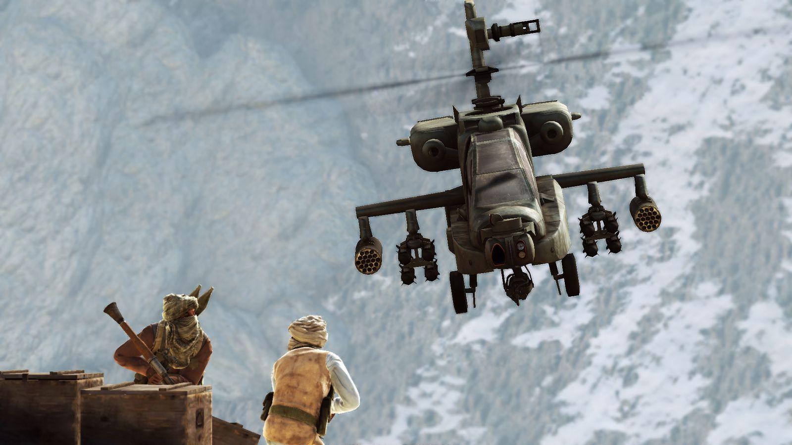 SCREENSHOT Medal of Honor / Afghanistan