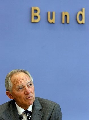 German Interior Minister Schäuble wants to beef up the country's anti-terror laws.