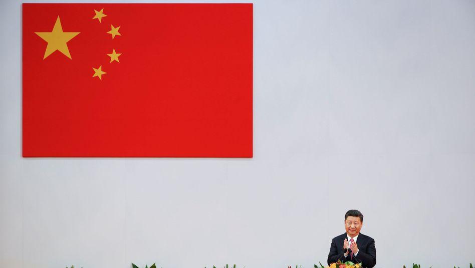 Chinesischer Staatschef Xi Jinping