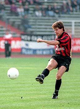 Vor elf Jahren war Eintracht Frankfurt mit Andy Möller ein Spitzenteam