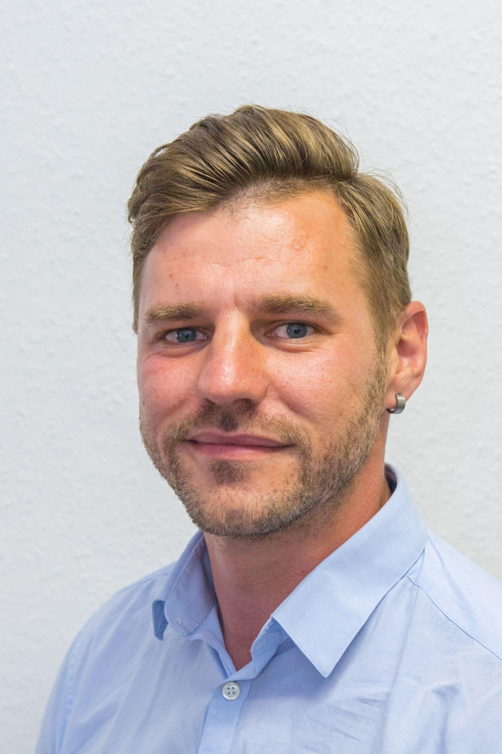 EINMALIGE VERWENDUNG Neukirchen / Bürgermeister Sascha Thamm