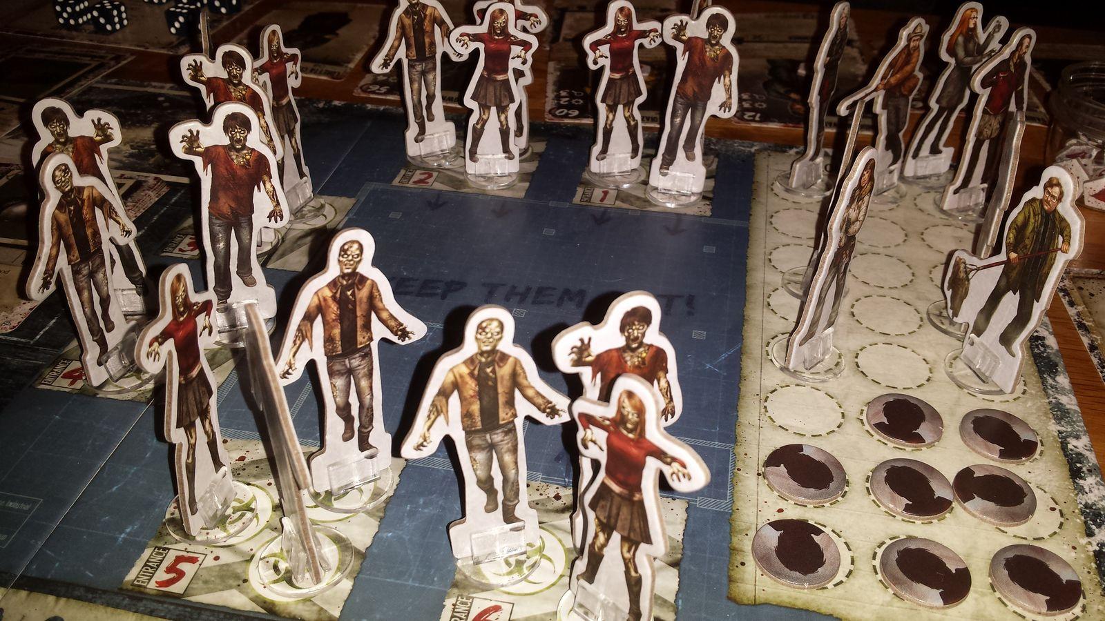 EINMALIGE VERWENDUNG Zombiespiele/ Winter_der_Toten