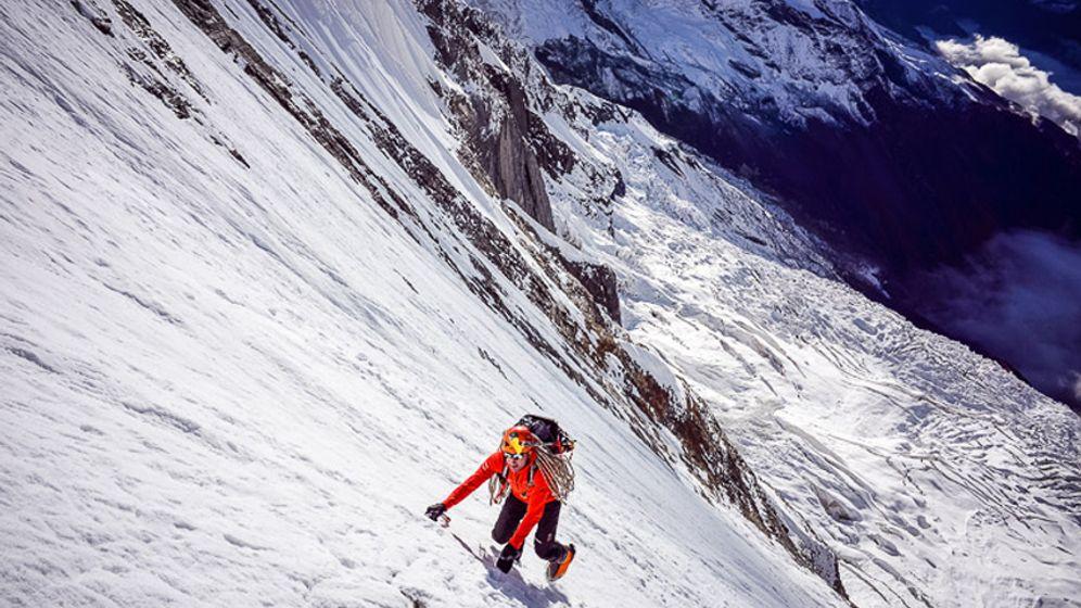 Ueli Steck: Triumph an der Annapurna