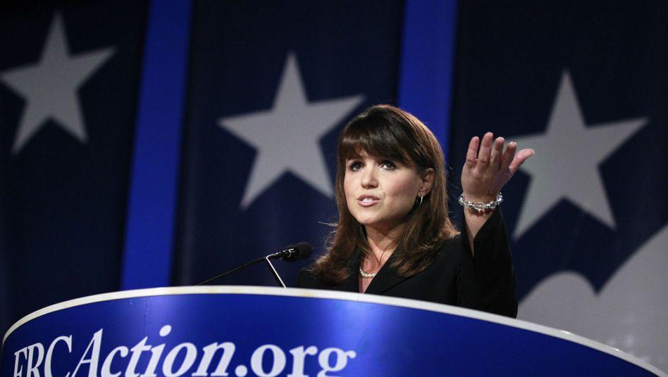 Republikanerin Christine O'Donnell: Erzkatholisch, konservativ, aufgekratzt
