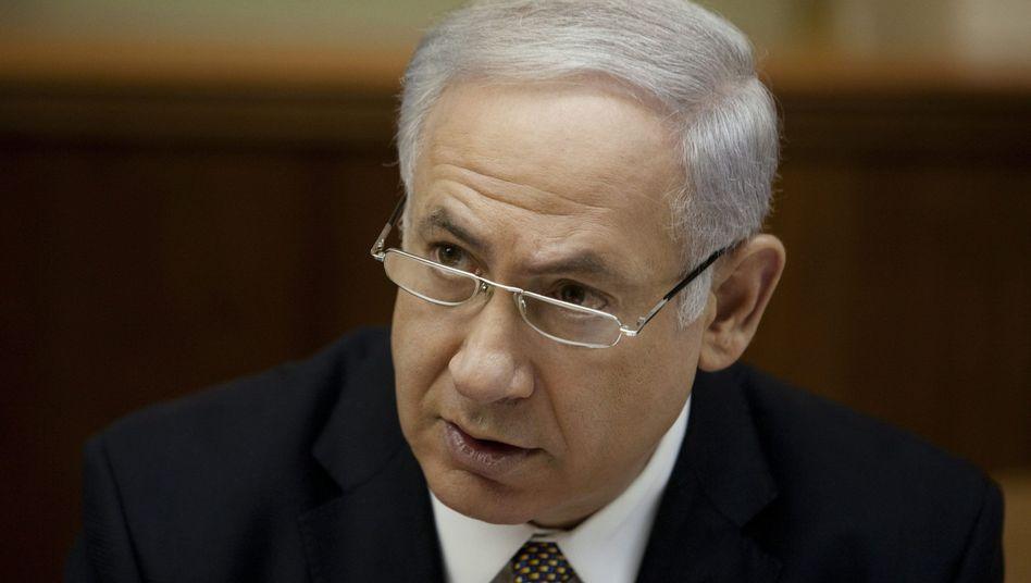 Premier Netanjahu: Viele Niederlagen und Schläge