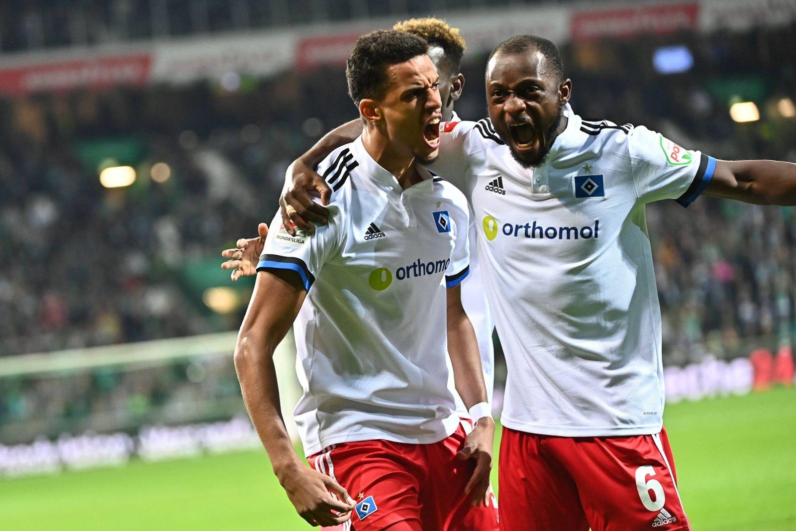 GER, 2. FBL, SV Werder Bremen vs Hamburger SV / 18.09.2021, wohninvest Weserstadion, Bremen, GER, 2. FBL, SV Werder Bre