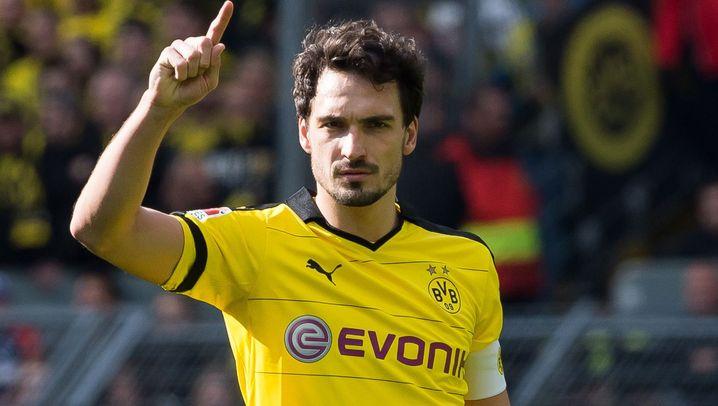 Hummels will zum FC Bayern: Der Kapitän geht von Bord