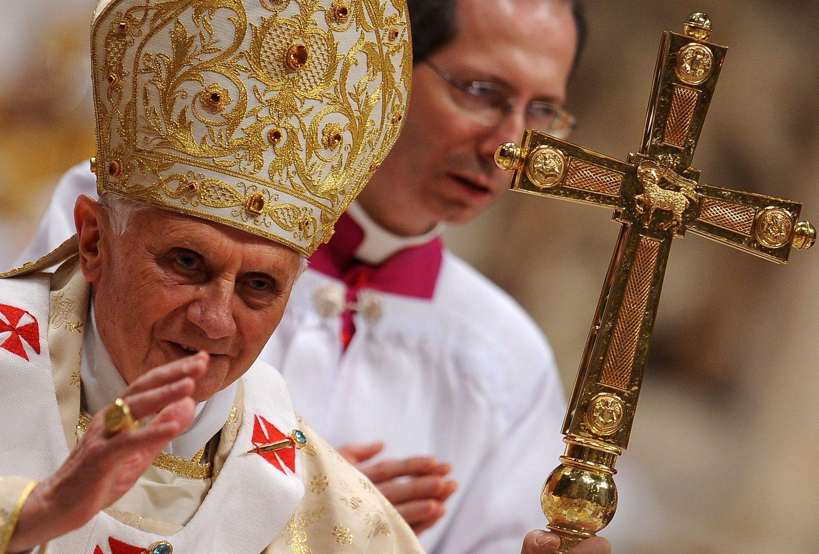 Papst Weihnachten