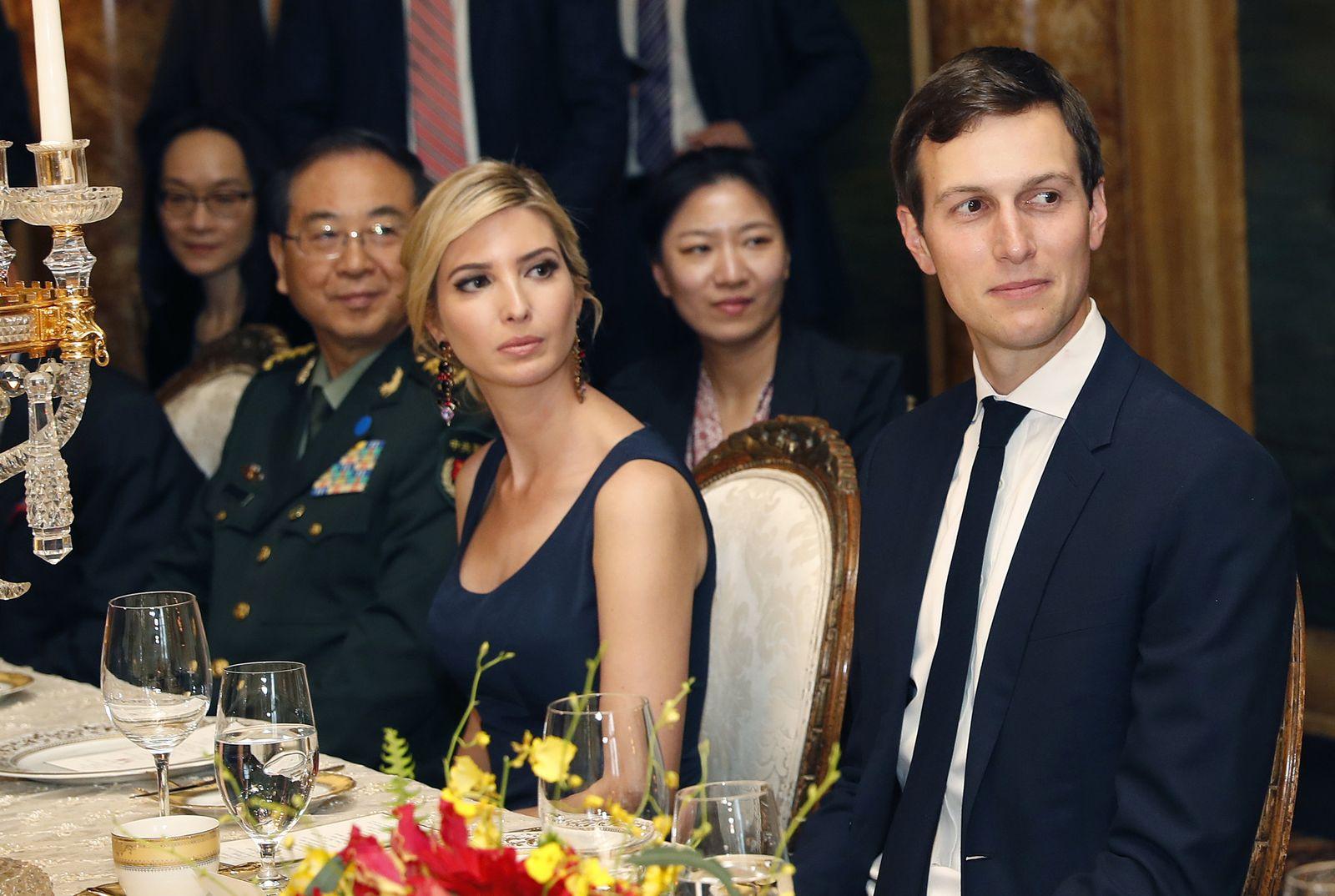 Ivanka Trump / Jared Kushner