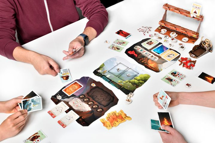 Produktive Zusammenarbeit und gemeinsame Entscheidungen als wichtiges Spielelement: »Auf außergewöhnliche Weise, dynamische Geschichten und Bilder in den Köpfen entstehen lassen«