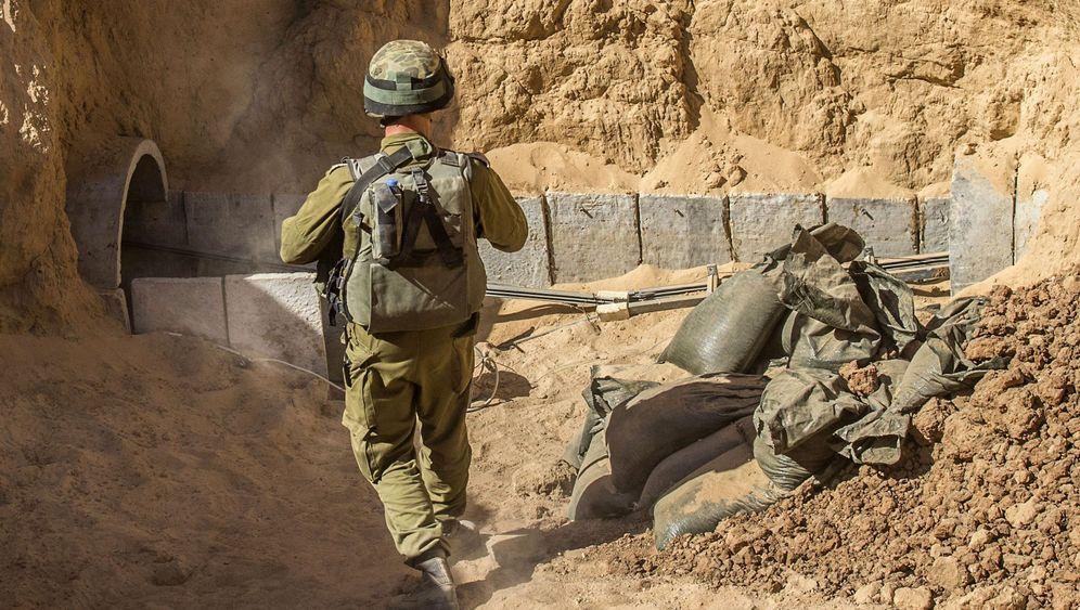 Hamas-Tunnel nach Israel: Die Gefahr aus dem Untergrund