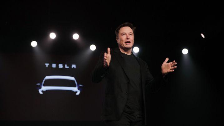 Model Y: Das ist Teslas neues SUV