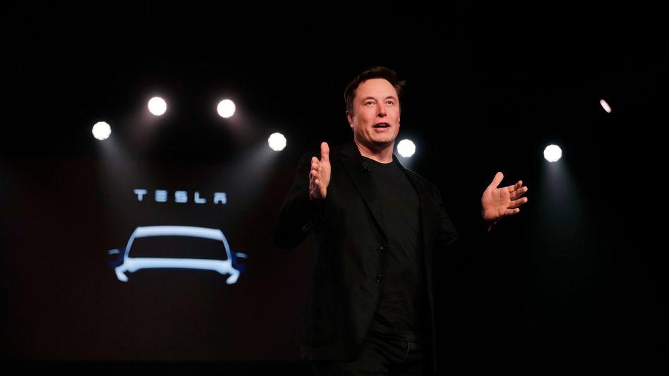 Tesla-Chef Elon Musk will eine Autofabrik in Deutschland errichten