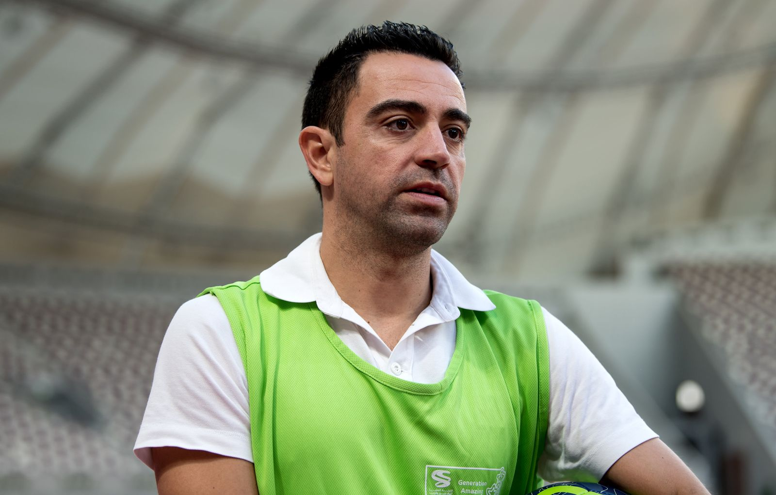 Xavi sagt als Barça-Trainer zunächst ab