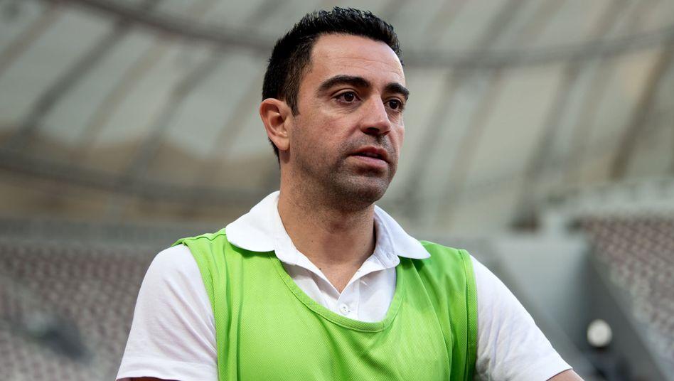 Xavi: Der Traum vom Trainerjob beim FC Barcelona