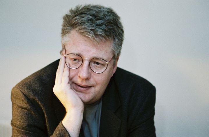 Romanautor Larsson: Düsteres Universum