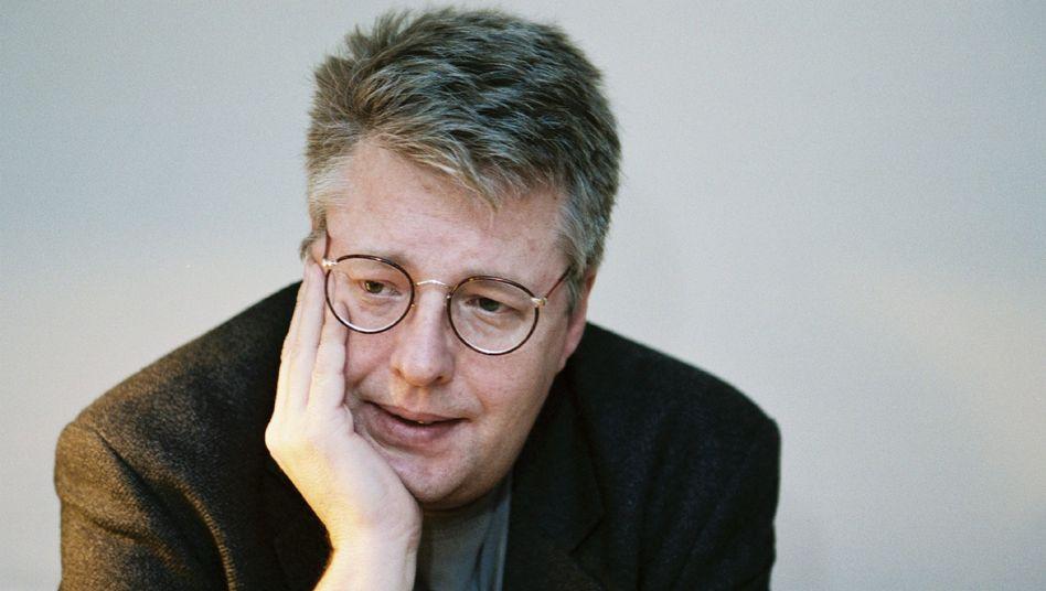 Krimi-Autor Stieg Larsson (Foto von 2004): hat den Welterfolg seiner Trilogie nicht erlebt