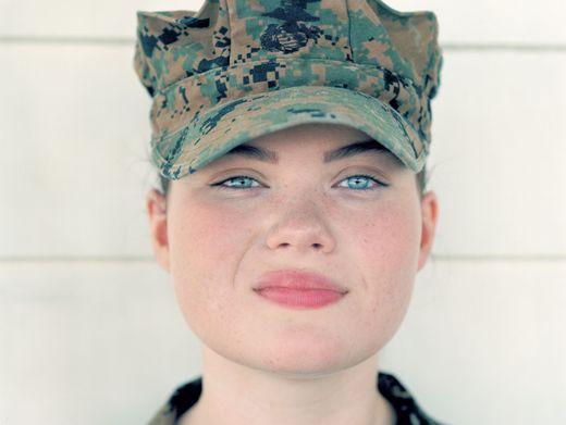 Fotoprojekt über junge Frauen in den USA: Sag mir, wovon du träumst